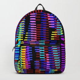 horizontal bars 3 Backpack