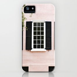 Pink Windows iPhone Case
