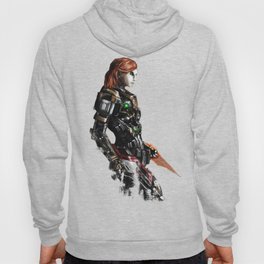 Our Commander Shepard Hoody