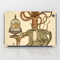 number iPad Cases featuring Haircut number 8 by Pepetto
