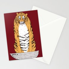 life of pi - red variant Stationery Cards