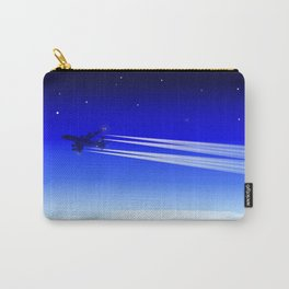 Jet Heading Home Carry-All Pouch