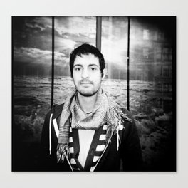 NYC holga portraits 2 Canvas Print