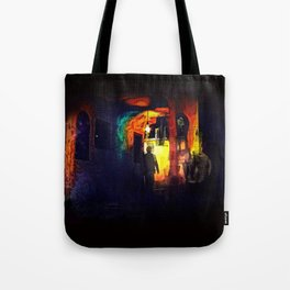 Ill-Fated Entry Tote Bag