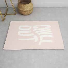 Chill Out Vintage Pink Rug