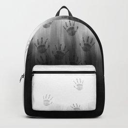 Terror Black Hands Backpack