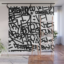 Specification 3 Wall Mural