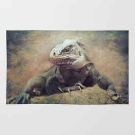 Big bad Lizard! Rug