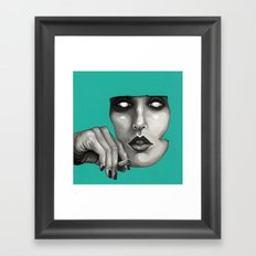 Study Framed Art Print