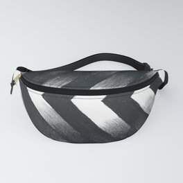 Charcoal Point Fanny Pack