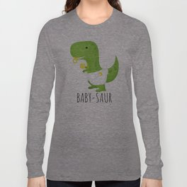 Baby-saur Long Sleeve T-shirt