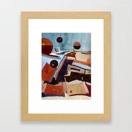 Landscape of the Heart Framed Art Print