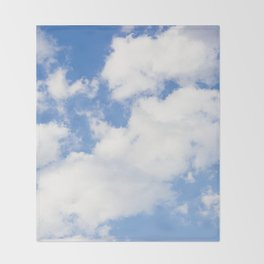 Clouds (Nothing Was The Same) Throw Blanket