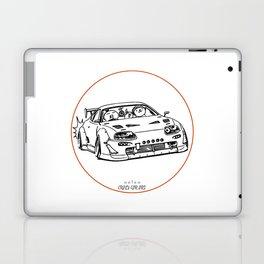 Crazy Car Art 0013 Laptop & iPad Skin