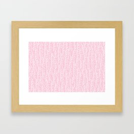 Noodles Framed Art Print
