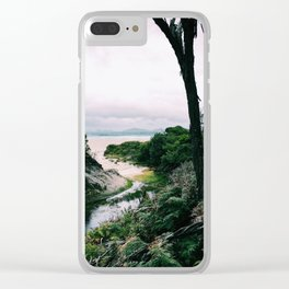 Squeaky Beach, Wilsons Promontory National Park, Victoria, Australia Clear iPhone Case
