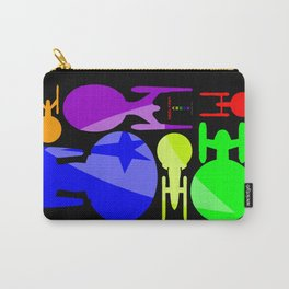 Enterprise Mosaic Carry-All Pouch