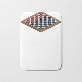 Make Game Night Great Again Funny Board Game Bath Mat