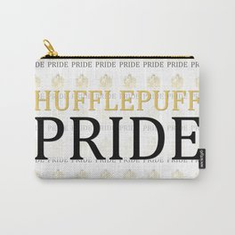 Hufflepuff Pride Carry-All Pouch