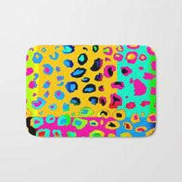 colorpop leopard Bath Mat