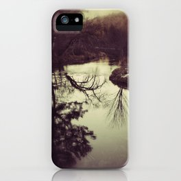 Liquid Curves iPhone Case