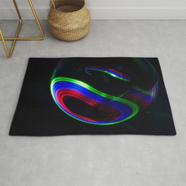 The Light Painter 8 Rug