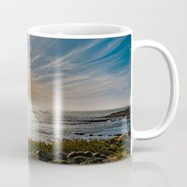 Sunstar Ano Nuevo State Reserve California Coast Coffee Mug