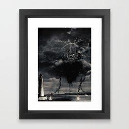 Final Fantasy VIII - Ultimecia's Castle Framed Art Print