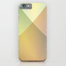 Gradient Strings Slim Case iPhone 6s