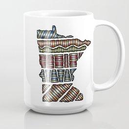 Minnesota Segment Mug Coffee Mug