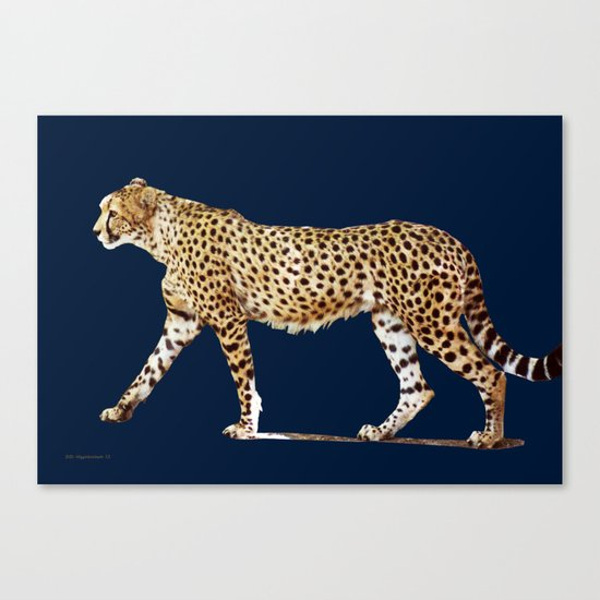 Built For Speed Canvas Print