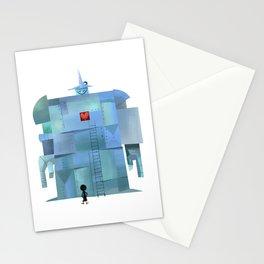 Big Bot Stationery Cards