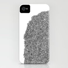 Straw Bean Slim Case iPhone (4, 4s)