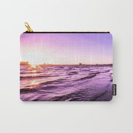 Mission Bay Riverboat Sunset in San Deigo, California Carry-All Pouch