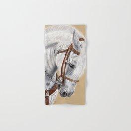 Horse Portrait 01 Hand & Bath Towel