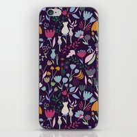 poetry iPhone & iPod Skins featuring Poetry by Taylor Shannon