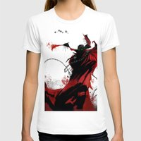 spawn T-shirts featuring Spawn by Scofield Designs