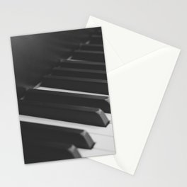 Piano 2 Stationery Cards
