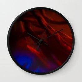 MACRO NEON TEA II Wall Clock