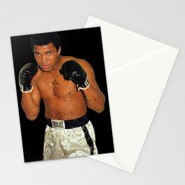 Historical Figures - Muhammad, Athlete Stationery Cards