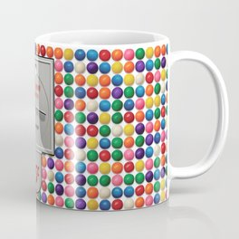 The Gumball Machine Coffee Mug