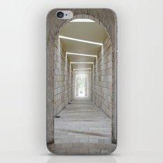 beams 2 iPhone & iPod Skin