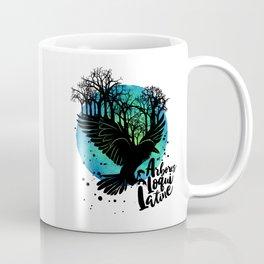 The Trees Speak Latin Coffee Mug