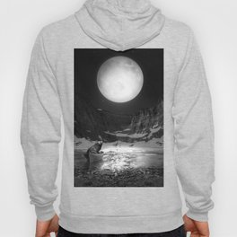 Somewhere You Are Looking At It Too Hoody