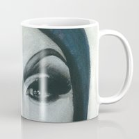 cookie Mugs featuring Cookie by Tom Christophersen Creates