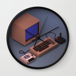 Commodore 64 Wall Clock