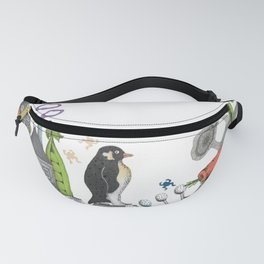 "lllustration ""Fish"" Fanny Pack"