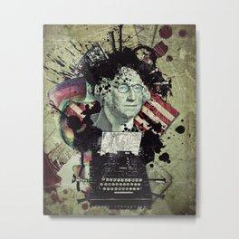 George Metal Print