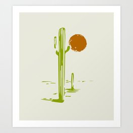 Mezcal Adventure Art Print