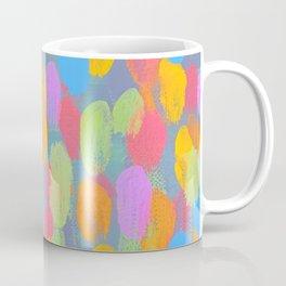 Dancing Dabs of Color! Coffee Mug